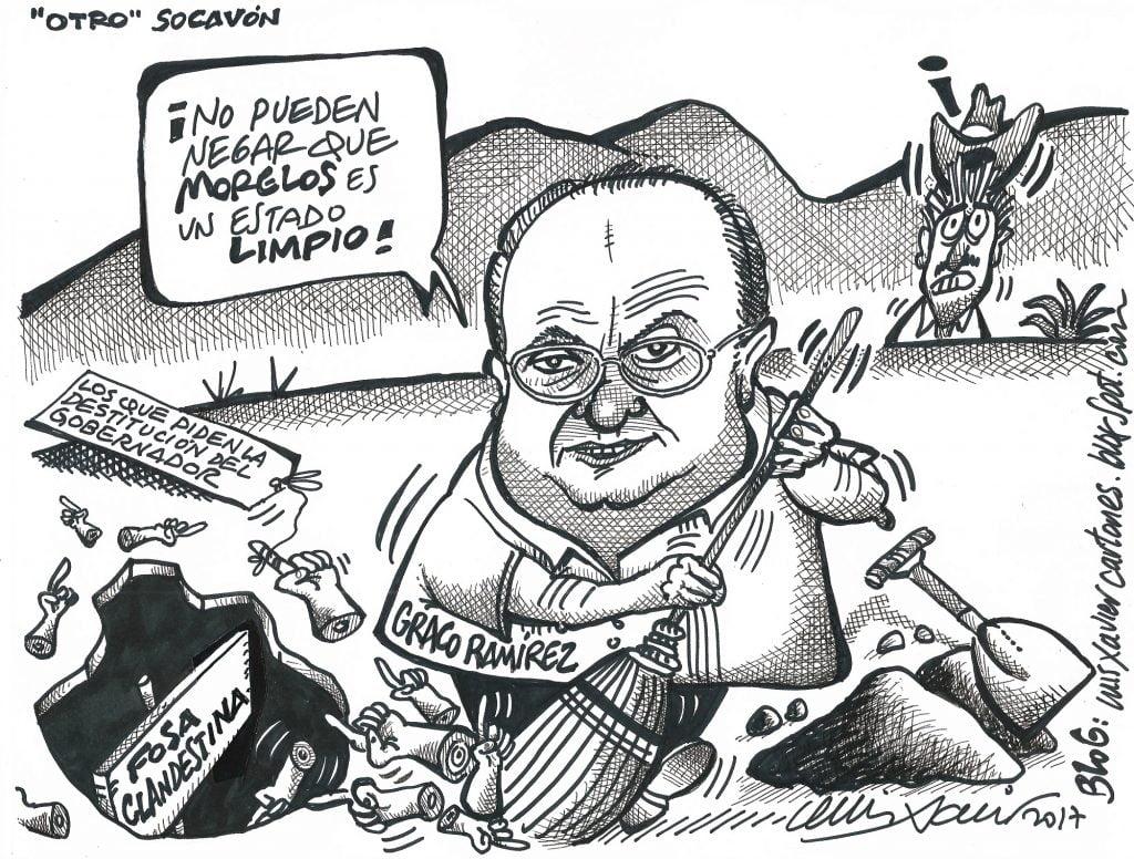 Morelos, Estado Limpio. Luis Xavier