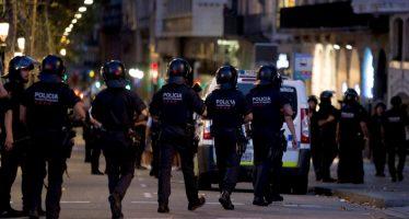 No hay mexicanos entre las víctimas del atentado en Barcelona