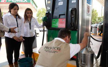 Verificación a gasolineras, igual para todos: Profeco