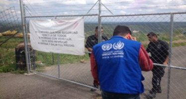 Comuneros amenazados; se oponen a construcción de una presa