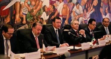 Mejorará sistema de justicia: Osorio Chong