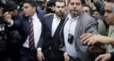Salió de prisión el hijo de Guillermo Padrés Elías