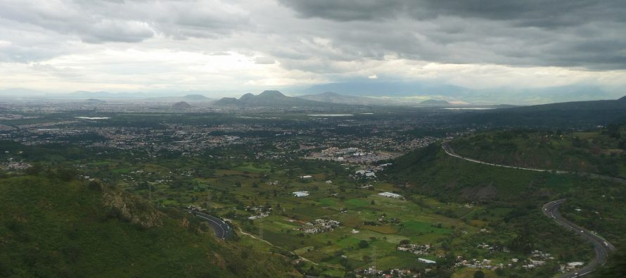 Reducen carril sobre autopista México-Cuernavaca por obras