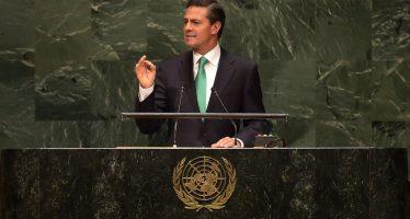 Peña Nieto recorrerá hoy zonas afectadas por sismo