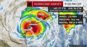 Consulado de México en Texas emite recomendaciones frente a Harvey