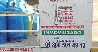 Profeco ha aplicado multas a gaseras por 19.2 mdp
