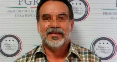 Trasladan al capo Raúl Flores al penal de Almoloya