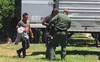 Consulado mexicano ayuda a paisanos rescatados, en Texas