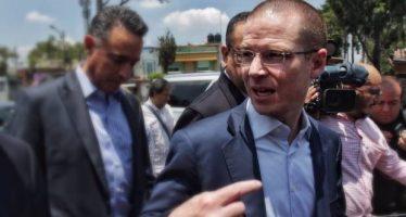 Ricardo Anaya rechaza enriquecimiento ilícito