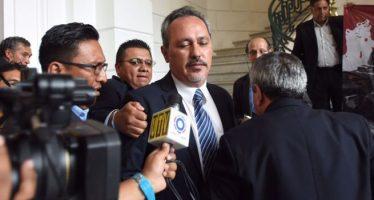 Juez desecha petición de amparo de delegado en Tláhuac