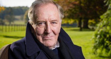 Murió el actor británico Robert Hardy