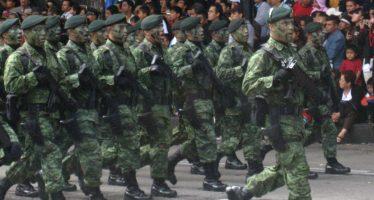 Soldados cerca de ciudadanía, con marco jurídico o sin él: Cienfuegos