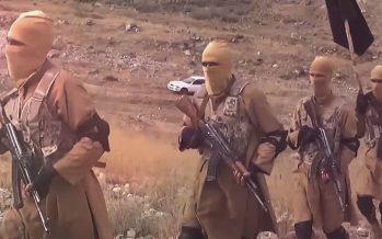 Grupos terroristas se unen en Siria; tienen 25 mil efectivos