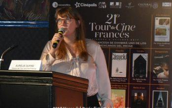 El Tour de Cine Francés, el evento de Cine Galo más frecuentado del mundo,llega a su edición Número 21