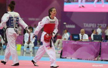 México gana bronces en taekwondo, en Mundial de Taipéi