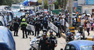 Seis detenidos y 43 mototaxis al corralón, en operativo de Xochimilco