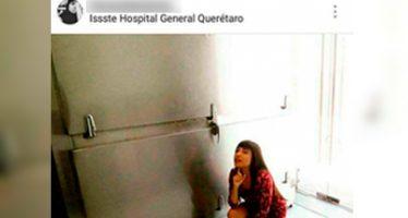 Prohíbe el ISSSTE fotos indebidas en redes sociales