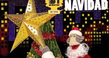 El noticiero más veraz de la televisión 31 Minutos regresa a México con su show Calurosa Navidad