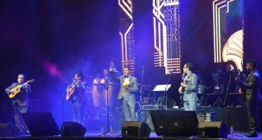Los Dandys festejaron su 60 aniversario en el Teatro Metropólitan