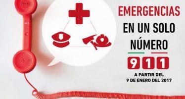 Aplicación 911 reduce tiempo de atención ante una emergencia