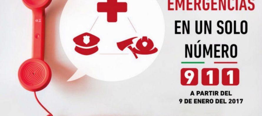 Nuevo sistema penal y 911, para emergencias