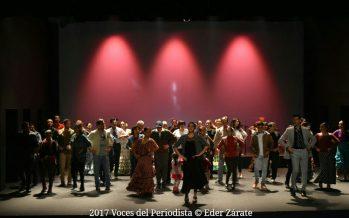 Barrio de Triana, espectáculo para entender el flamenco, se presenta en el Teatro Benito Juárez