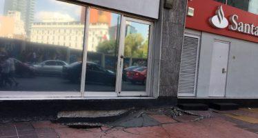 Protección Civil activa protocolos de seguridad por sismos de 7.1