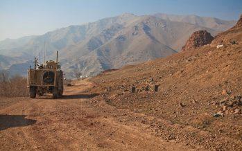 Misil de EEUU mata por error a varios civiles en Afganistán