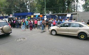 Brigada de la UAM apoya a vecinos afectados por sismo en Xochimilco