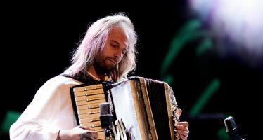 Chango Spasiuk anuncia visita a México en el marco del XLV Festival Internacional Cervantino