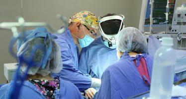Realiza IMSS cirugía a corazón abierto durante el sismo