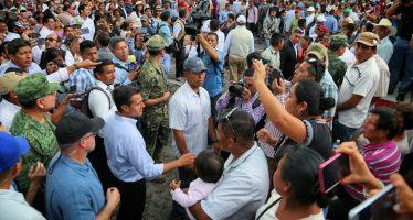 El terremoto despertó a la sociedad solidaria: Celeste Sáenz