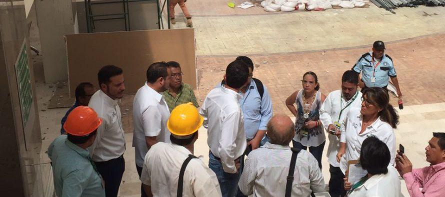 Inicia IMSS reparación de Clínica 25, en Tuxtla Gutiérrez