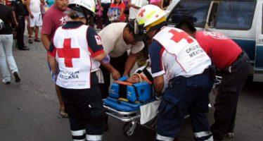 Cruz Roja atiende a 41 lesionados por sismo; tres de gravedad