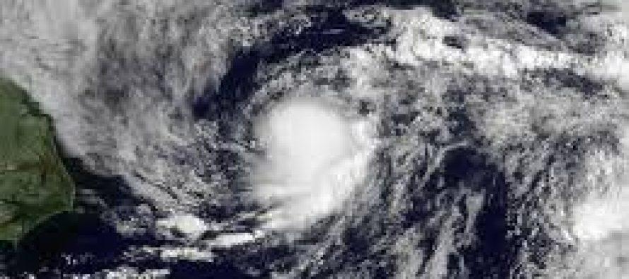 Llaman a estar alerta ante depresión tropical