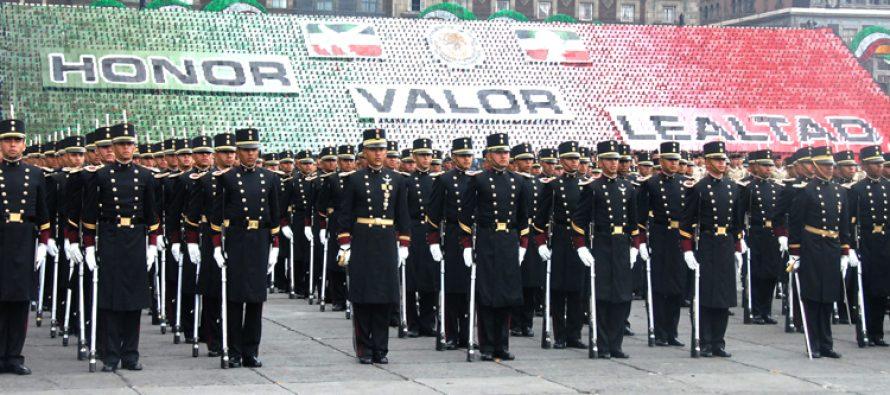 Desfile militar, muestra de coordinación entre instituciones del Estado