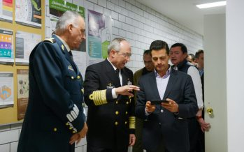Peña Nieto va a Chiapas para evaluar daños por sismo
