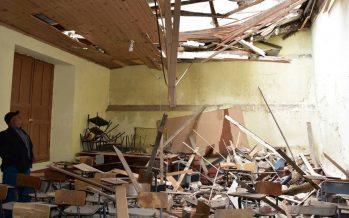 Reportan 217 personas muertas en el país, tras el sismo