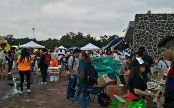 Ante la tragedia, México está unido y saldrá adelante: voluntarios