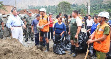 Ocuilan necesita materiales para remoción de escombros