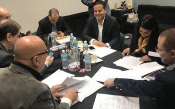 PAN, PRD y MC registran Frente Ciudadano ante el INE