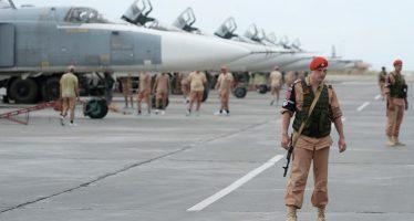 Operación rusa en Siria: 90% del territorio liberado del EI