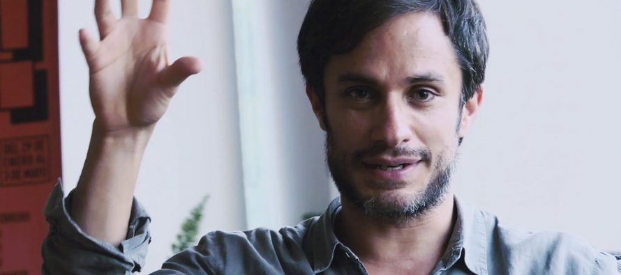 Filme de Gael García defiende a mexicanos en EUA