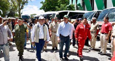 Fepade investiga a gobernador Graco; retiene ayuda a damnificados