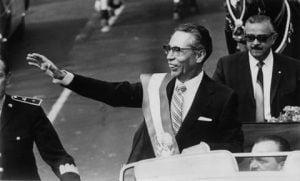 Presidente Gustavo Díaz Ordaz (1964-1979). Foto: Wikimedia Commons