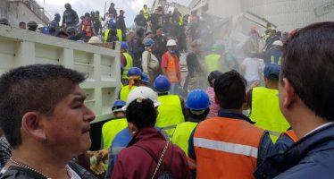 Suman 324 personas fallecidas en el país: Protección Civil