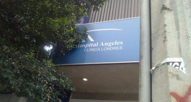 Deslojan a pacientes de hospitales por daños del sismo