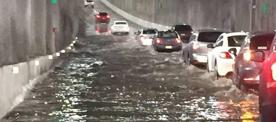 Sanciones, por inundación en deprimido Mixcoac-Insurgentes