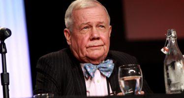 Inminente, la peor crisis financiera: Jim Rogers