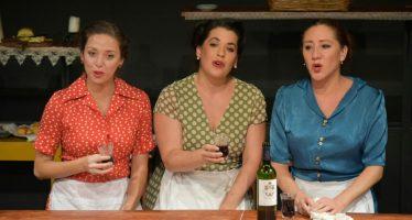 El Foro La Gruta presenta la puesta en escena:Las Touza